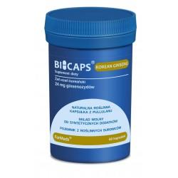 BICAPS® KOREAN GINSENG x 60 kaps. FORMEDS