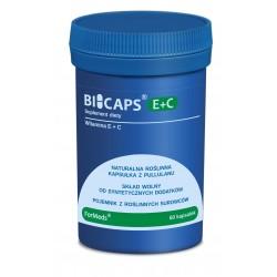 BICAPS® E+C x 60 kaps. FORMEDS