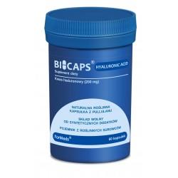 BICAPS® HYALURONIC ACID  x 60 kaps. FORMEDS