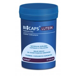 BICAPS® LUTEIN x 60 kaps. FORMEDS