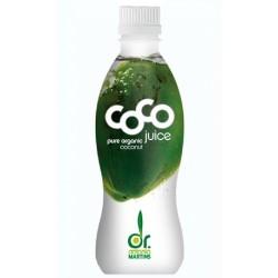 Woda Kokosowa Naturalna BIO 330ml - Dr Martins