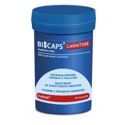 BICAPS® CARNITINE x 60 kaps. FORMEDS