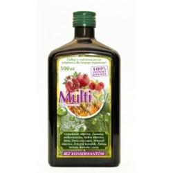 MultiSet 100% ekstrakt rośliiny 500 ml