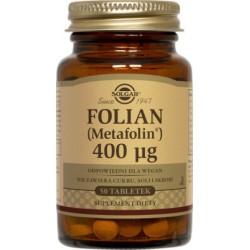 Solgar Folian x 50 tabletek