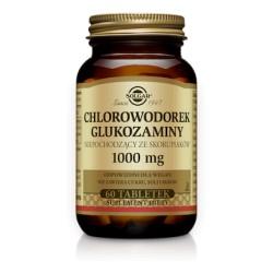 Solgar Chlorowodorek Glukozaminy (wegański) x 60 tabletek