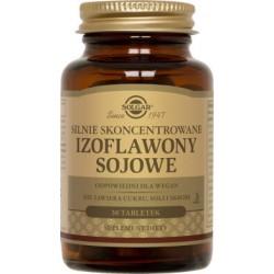 Solgar Izoflawony Sojowe x 30 tabletek