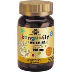 Solgar Kanguwity Witamina C x 90 pastylek do ssania