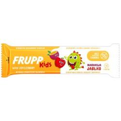 FRUPP KIDS Jabłko Marakuja zdrowy baton liofilizowany 10 g