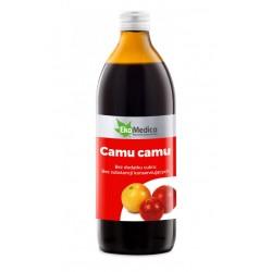 Camu Camu Sok bez dodatku cukru 500ml EKAMEDICA