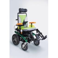 Wózek inwalidzki o napędzie elektrycznym SCRUBBY
