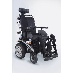 Wózek inwalidzki o napędzie elektrycznym De luxe