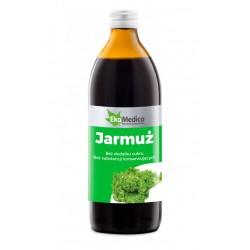 Jarmuż Sok bez dodatku cukru 500ml EKAMEDICA