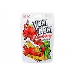 Żelki owocowe - truskawka 50g - Veri Beri