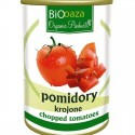 Pomidory krojone kostka Bio 400g BioOaza