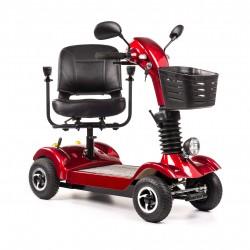 Wózek inwalidzki o napędzie elektrycznym SKUTER MINI