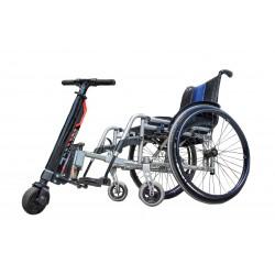 STREET WARRIOR Q5 Dostawka elektryczna do wózka inwalidzkiego o napędzie ręcznym Vitea Care