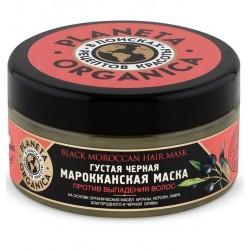 Marokańska maska do włosów przeciw wypadaniu Planeta Organica 300 ml