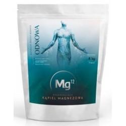 Regenerujące płatki magnezowe do kąpieli - PŁATKI MAGNEZOWE Mg12 ODNOWA 4kg
