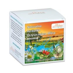 Naturalna herbatka oczyszczająca 30*2g MITRA