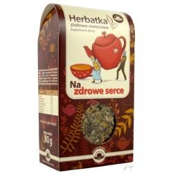 Herbatka Ziołowo - Owocowa Na Zdrowe Serce 80g Natura Wita