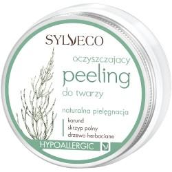 Oczyszczający Peeling do twarzy 75ml Sylveco