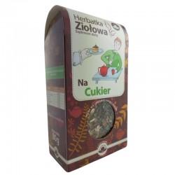Herbatka Ziołowa Na Cukier 80g Natura Wita