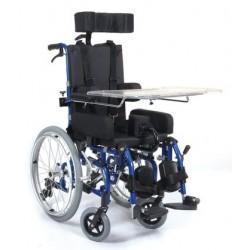Wózek inwalidzki, aluminiowy dla dzieci Baczuś Relax VITEA CARE VCWR211R