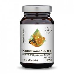 Kadzidłowiec (Boswellia serrata) 600mg x 60 tabletek Aura Herbals