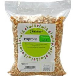Popcorn (Ziarno Kukurydzy do prażenia) 1 kg KruKam