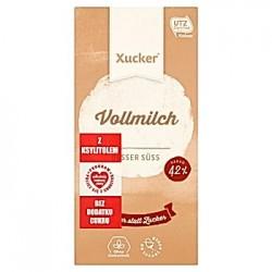 Czekolada Mleczna z Ksylitolem Bez dodatku cukru 100g Xucker