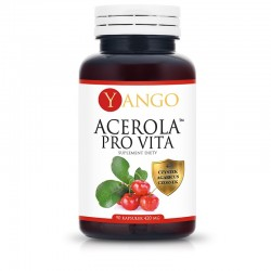Acerola Pro Vita x 90 kaps. YANGO
