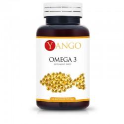 Omega 3 x 60 kaps. YANGO