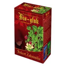 Herbata Ziołowo- Owocowa Bio - Gluk Sekrety Zielnika x 40 saszetek
