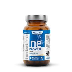 Pharmovit Herballine Nervocal - Stres x 60 kapsułek