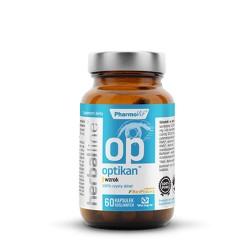 Pharmovit Herballine Optikan - Wzrok x 60 kapsułek