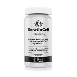 KERATINCELL włosy i paznokcie x 60 kapsułek Bio Medical Pharma