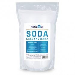 Soda Kalcynowana - Węglan Sodu 1kg Przyda Mi Się