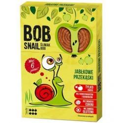 Bob Snail Ślimak Bob Przekąska owocowa Jabłko 60g