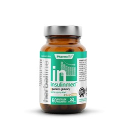 Pharmovit Herballine Insulinmed - Poziom glukozy x 60 kapsułek