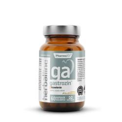 Pharmovit Herballine Gastrozin - Trawienie x 60 kapsułek