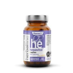 Pharmovit Herballine Hepavitol - Wątroba x 60 kapsułek