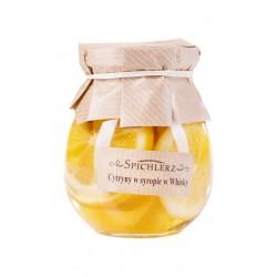 Cytryny w syropie z whisky 260g Spichlerz