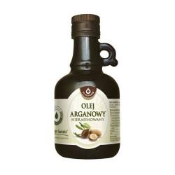 Olej Arganowy Nierafinowany spożywczy 250ml Oleofarm