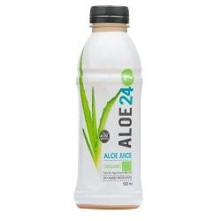 ALOE24 7 Sok z aloesu Ferox ORGANIC 500 ml