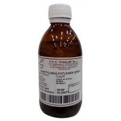DMSO – Dimetylosulfotlenek 250 ml STANLAB szklana butelka