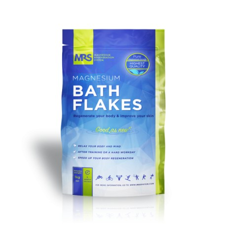 Magnesium BATH FLAKES 4 kg