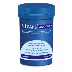 BICAPS® MELATONIN+ x 60 kaps. FORMEDS