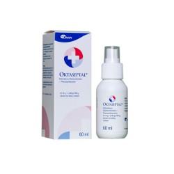 Oktaseptal aerozol, spray na rany, antybakteryjny 60 ml