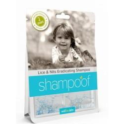 Shampoof szampon zwalczający wszy i gnidy 2x40ml