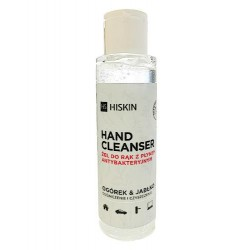 HAND CLEANSER żel do rąk z płynem antybakteryjnym 100 ml HISKIN